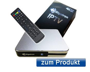 Bester IPTV Receiver 2018