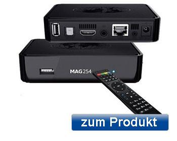 Infomir MAG Boxe