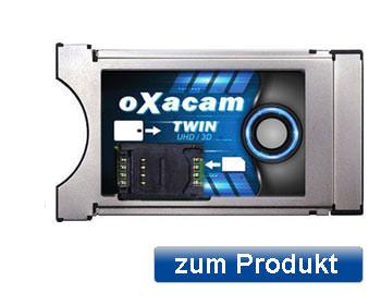 OXACAM Twin CI Modul