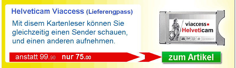 Helveticam SRG Kartenleser DUAL