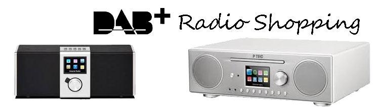 DAB+ Radios - Aktionspreise