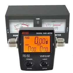 SWR + Watt-Meter