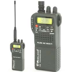 Radio CB portables