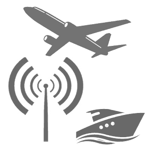 Flug- Seefunkgeräte