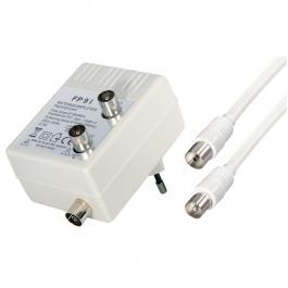 Amplificateur TWIN avec 2x 10dB amplification