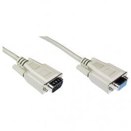 Kabel SVGA Kabel HQ M/W 1.8 m Ferrit