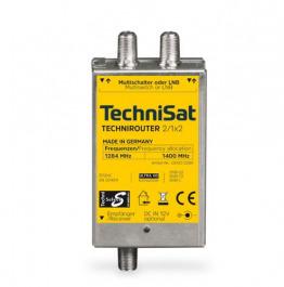 Sat Unicable Technirouter Mini