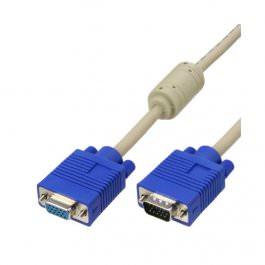 Kabel SVGA Kabel HQ M/W 3.0 m Ferrit