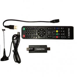 VU+ USB Kabeltuner (DVB-C/T/T2 Tuner)