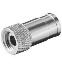 Sat F-Stecker Self-Install 8.2mm 2 Stück