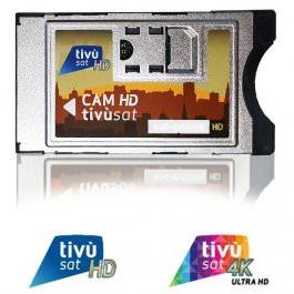 CI-Modul Tivusat HD 4K / Modulo Tivusat