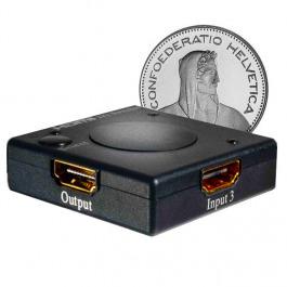 HDMI Umschaltbox 3 auf 1 Mini