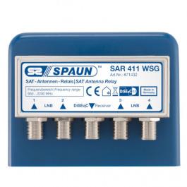 Sat DiSEqC 4/1 Spaun SAR 411 WSG