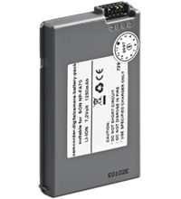 Akku zu Sony Cam NP-FA70 1250Mah Lion