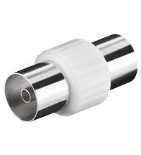 Coax Adapter Kupplung-Kupplung F/F