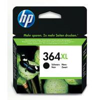 Tinte schwarz HP original CN684EE Nr.364XL