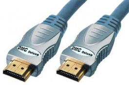 HDMI Kabel St/St DMC DELUXE High-Q 10Me