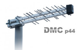 Wlan Antenne DMC P44 13dBi Yagi log/per