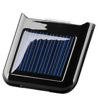 Akku zu IPhone mit Solarzelle 1900ma