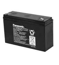 Blei-Akku Panasonic LC-R0612P1