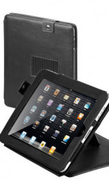 Klappetui für Apple iPad  mit Ständer