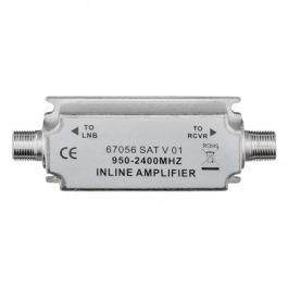 Sat Verstärker Inline -20db