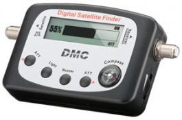 Mesureur de champs DMC Satfinder LCD Plus