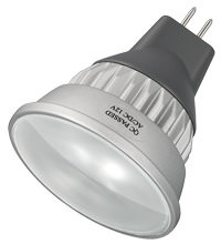 LED Sparlampe MR16 110LM 12V warm-weiss