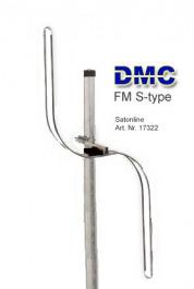 UKW Radio-Antenne DMC S-Type