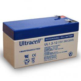 Blei-Akku Ultracell UL 1.3-12