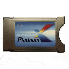 CI-Modul XCAM Platinum mit Orion Chip