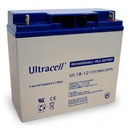 Blei-Akku Ultracell UL18-12 M5 Gewinde