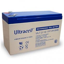 Blei-Akku Ultracell UL 7.2-12 (187)
