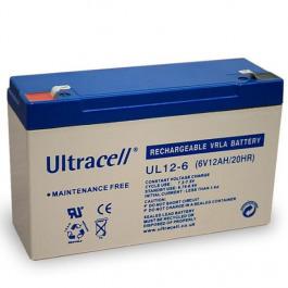 Blei-Akku Ultracell UL 12-6