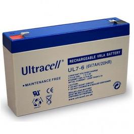 Blei-Akku Ultracell UL7-6