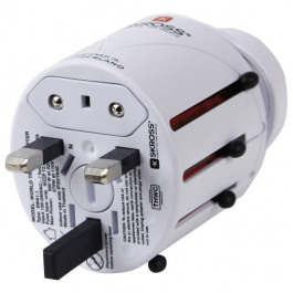 Adapter Strom Reiseadapter SKROSS Class.