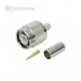 TNC-Stecker RG58 Crimp