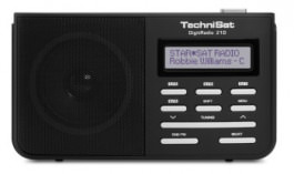 DAB+ Technisat DigitRadio 210 IR