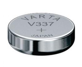 Knopfzelle 1Stk. V337/SR416 Varta