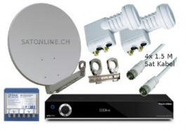 Sat Set Premium Technicorder STC