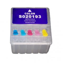 Tinte color Epson Stylus Photo 720, 750