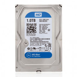 "HD S-ATA 3.5"" WD Blue Desktop 1TB"
