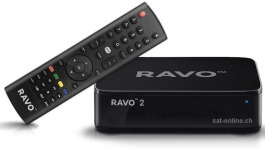 IPTV Ravo TV Arab HighEnd Box + 1 Year
