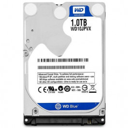 "HD 2.5"" S-ATA WD Blue Mobile 1 TB"