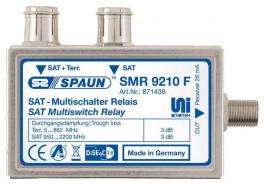 Sat Multischalter Spaun SMR 9210F Relais
