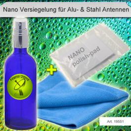 Nano Versiegelung für Sat Antenne 20ml