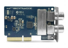 Dreambox DVB-C/T2 Twin Tuner (DUAL)
