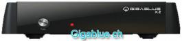 GigaBlue HD X2 HEVC265