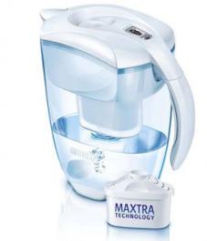 Brita Tisch Wasserfilter Elmaris XL ws