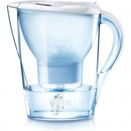 Brita Tisch Wasserfilter Marella weiss